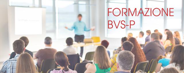 Banner sezione Formazione BVS-P