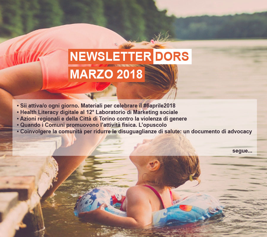 Cover notizia Primo Piano Dors mar 2018