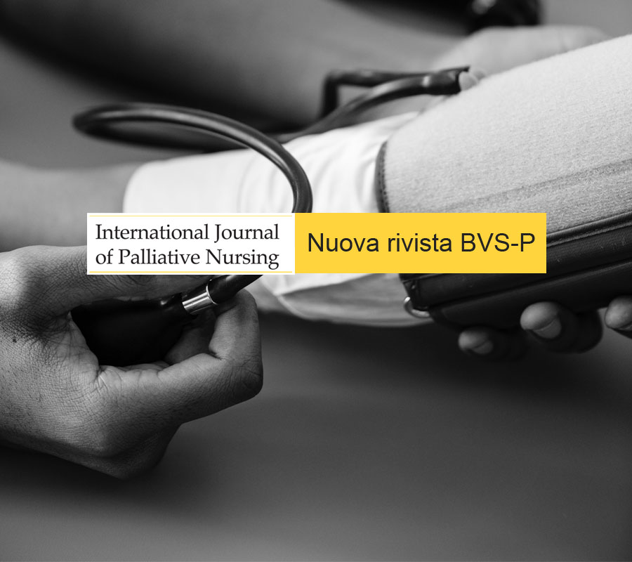 Cover International Journal of Palliative Nursing