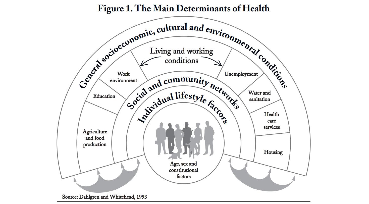 Determinanti di salute