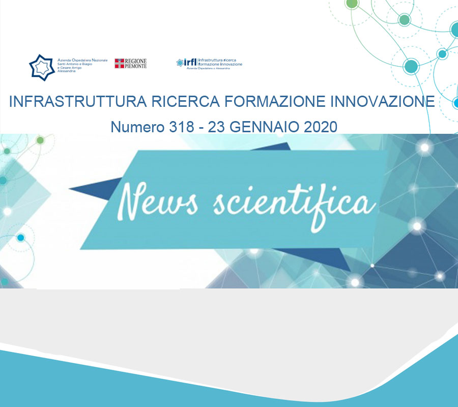 Cover Newsletter AO Alessandria GEN 2020